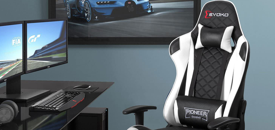 best gaming chair for heavy person
