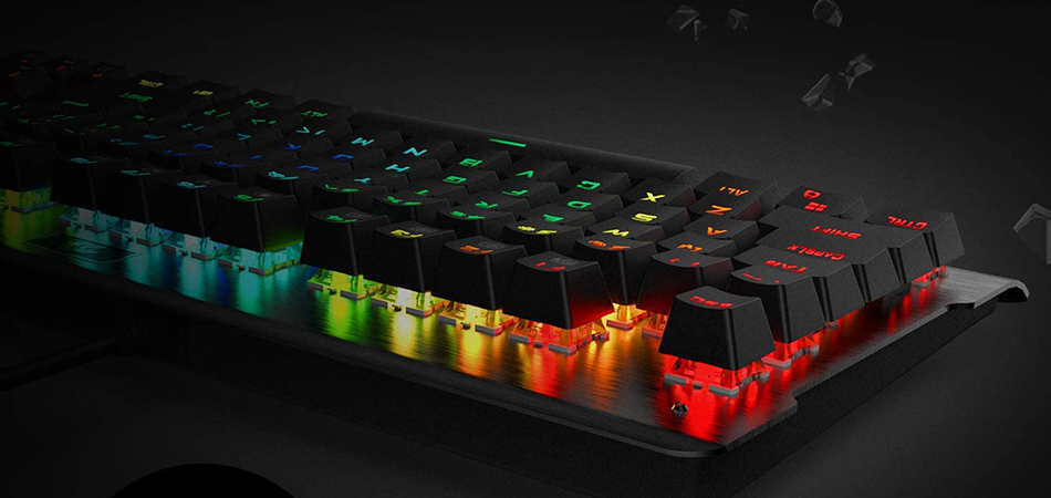 best gaming keyboard for small hands