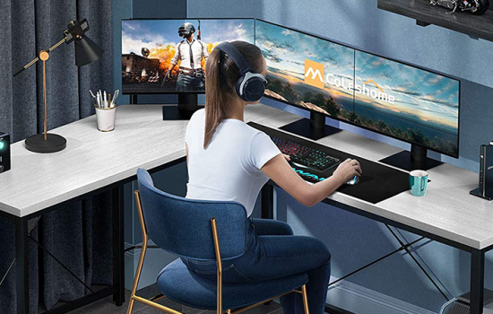 Best White Gaming Computer Desk: Most Reliable Brands of 2021